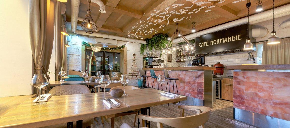Фотогалерея - Ресторан Café Normandie на Московском проспекте