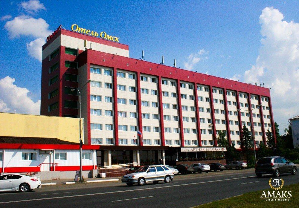 фотография АМАКС Отель Омск на Иртышской набережной, 30