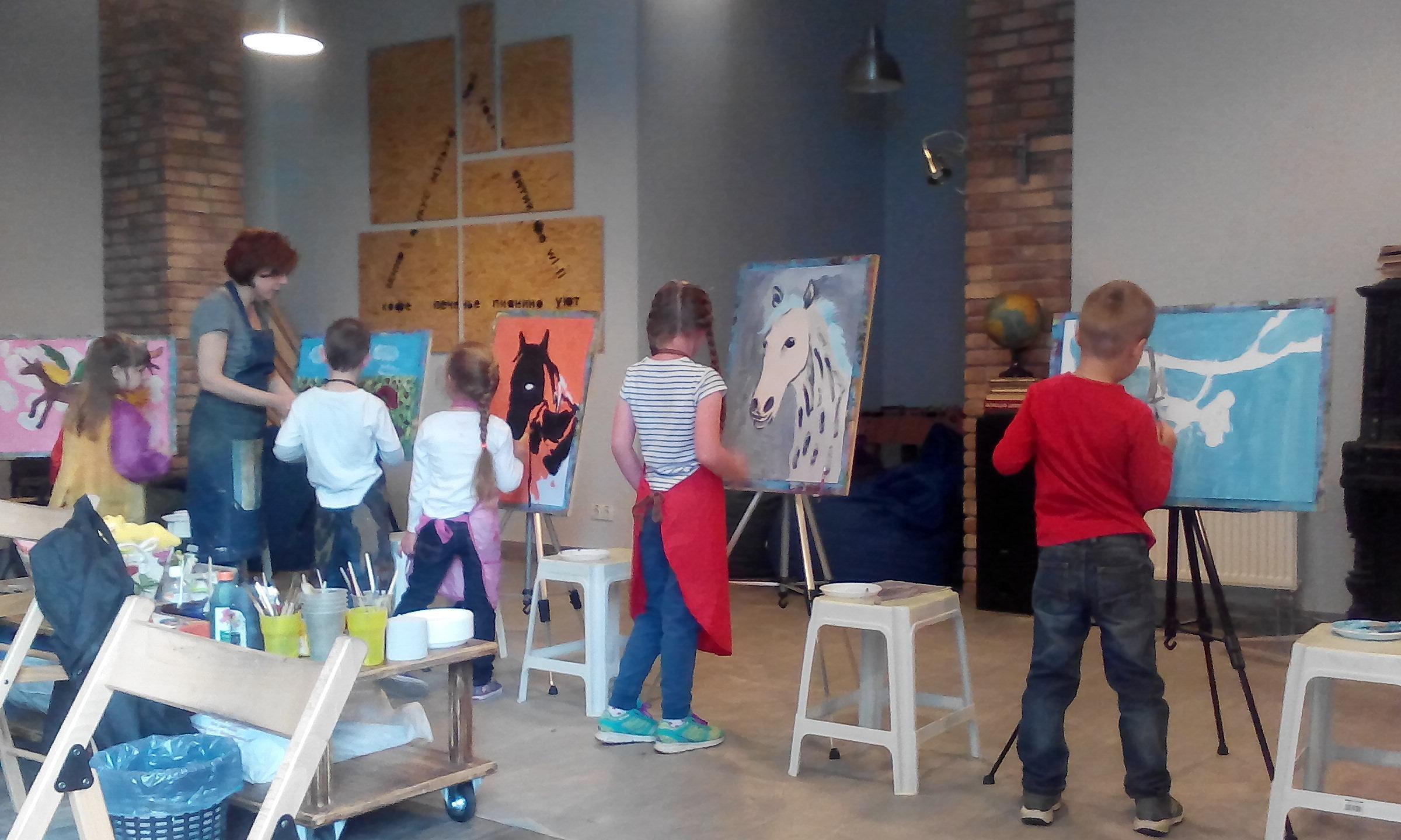 фотография Открытая творческая мастерская Рафинад в Дарницком районе