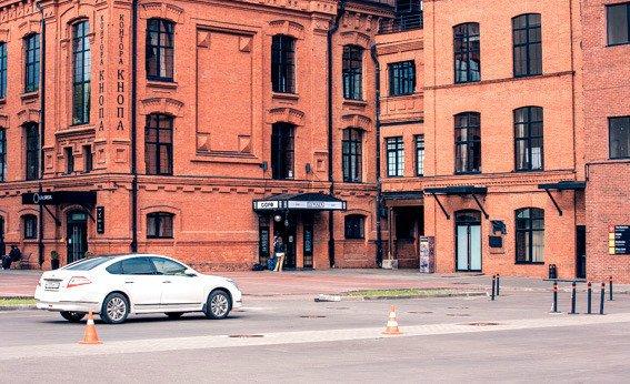 фотография Бара Бумага в БЦ Даниловская Мануфактура