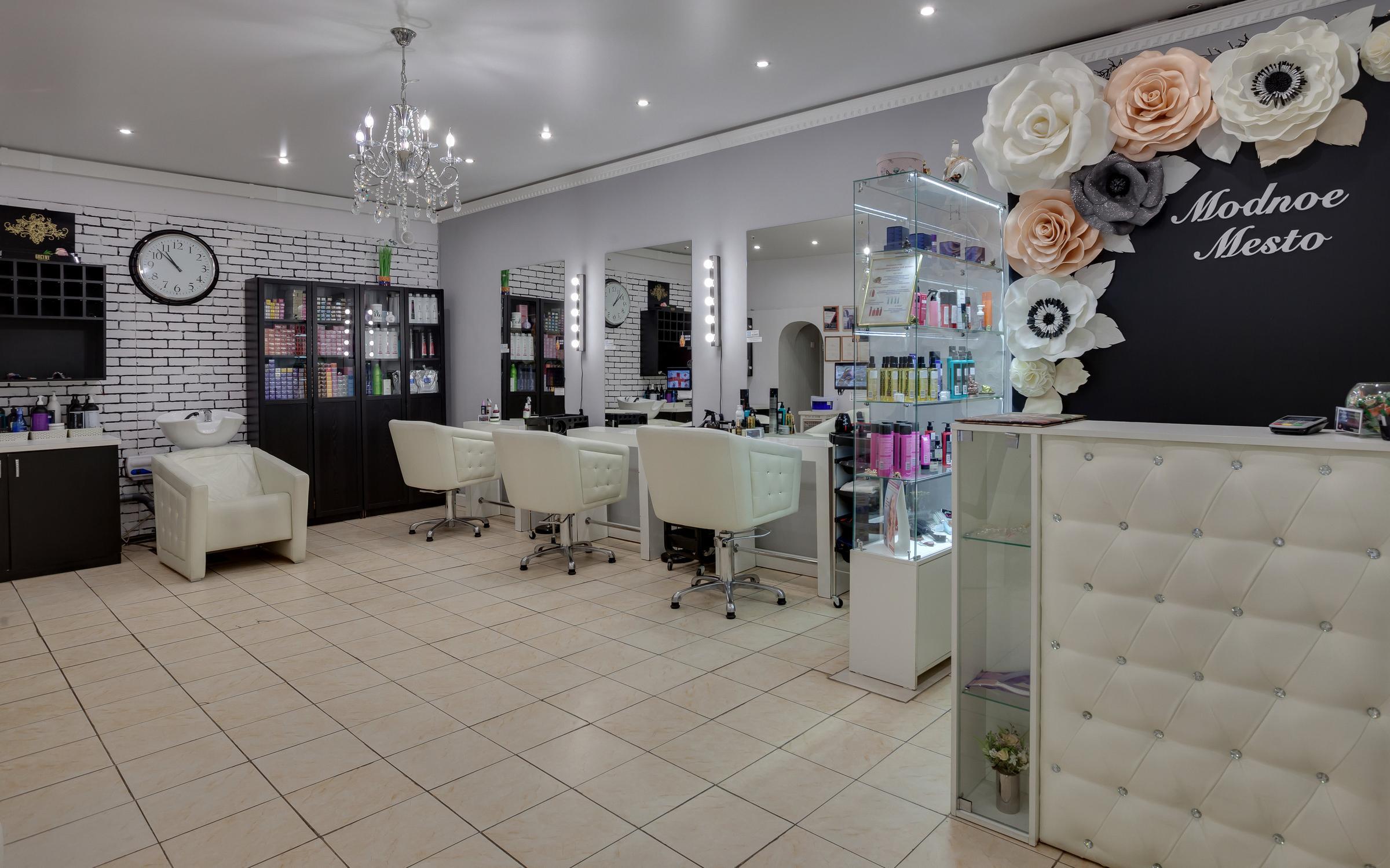 фотография Салона красоты Модное Место на Большой Филёвской улице