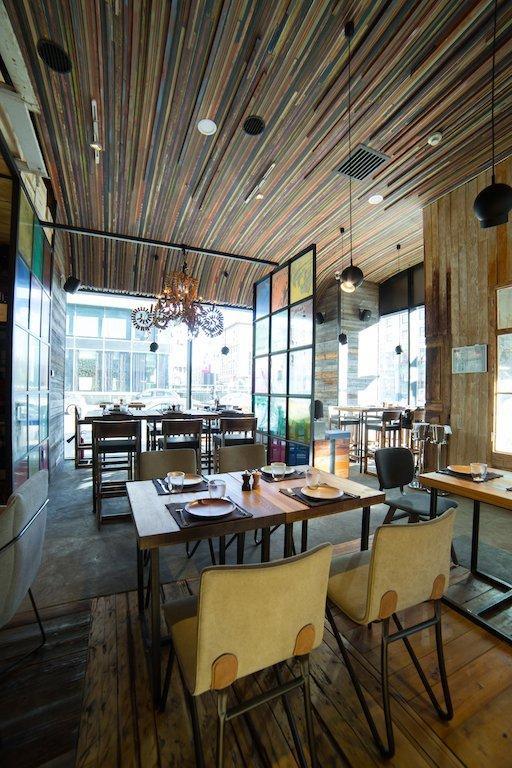 фотография Ресторана AQ Kitchen на Большой Грузинской улице