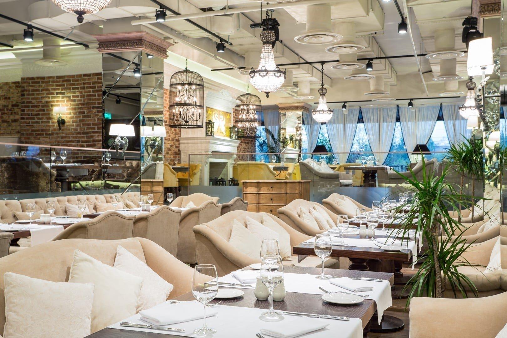 фотография Ресторана Гуси Лебеди в Измайлово