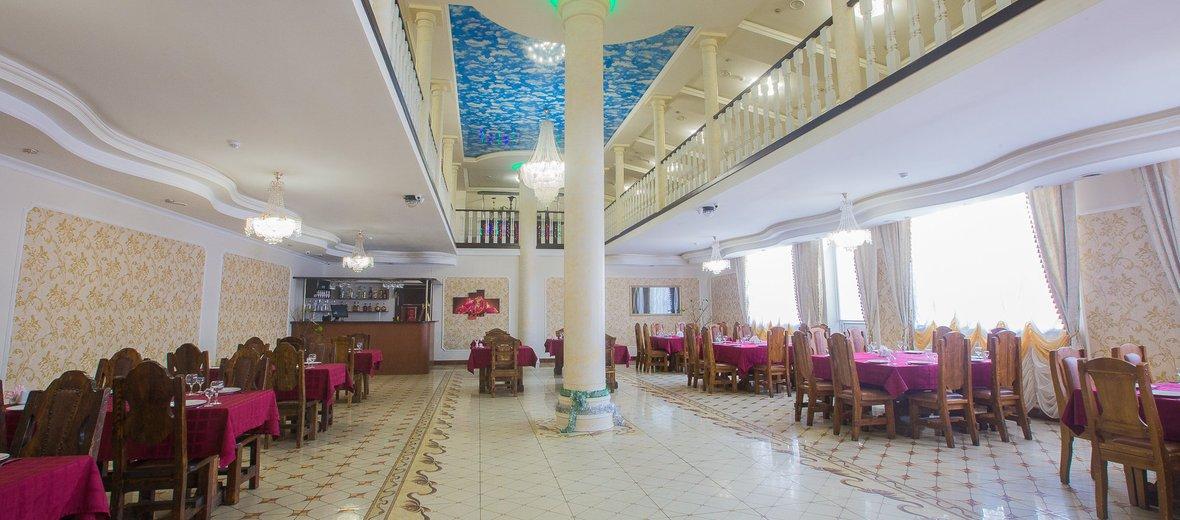 Фотогалерея - Ресторан Гранат на улице Лобачевского