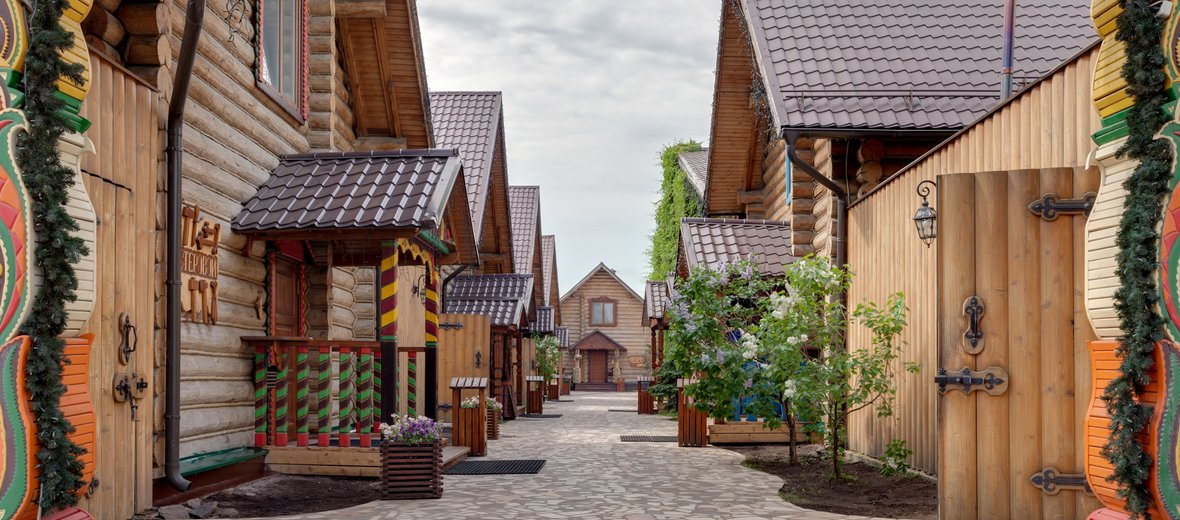 Фотогалерея - Банный двор, сеть банных комплексов
