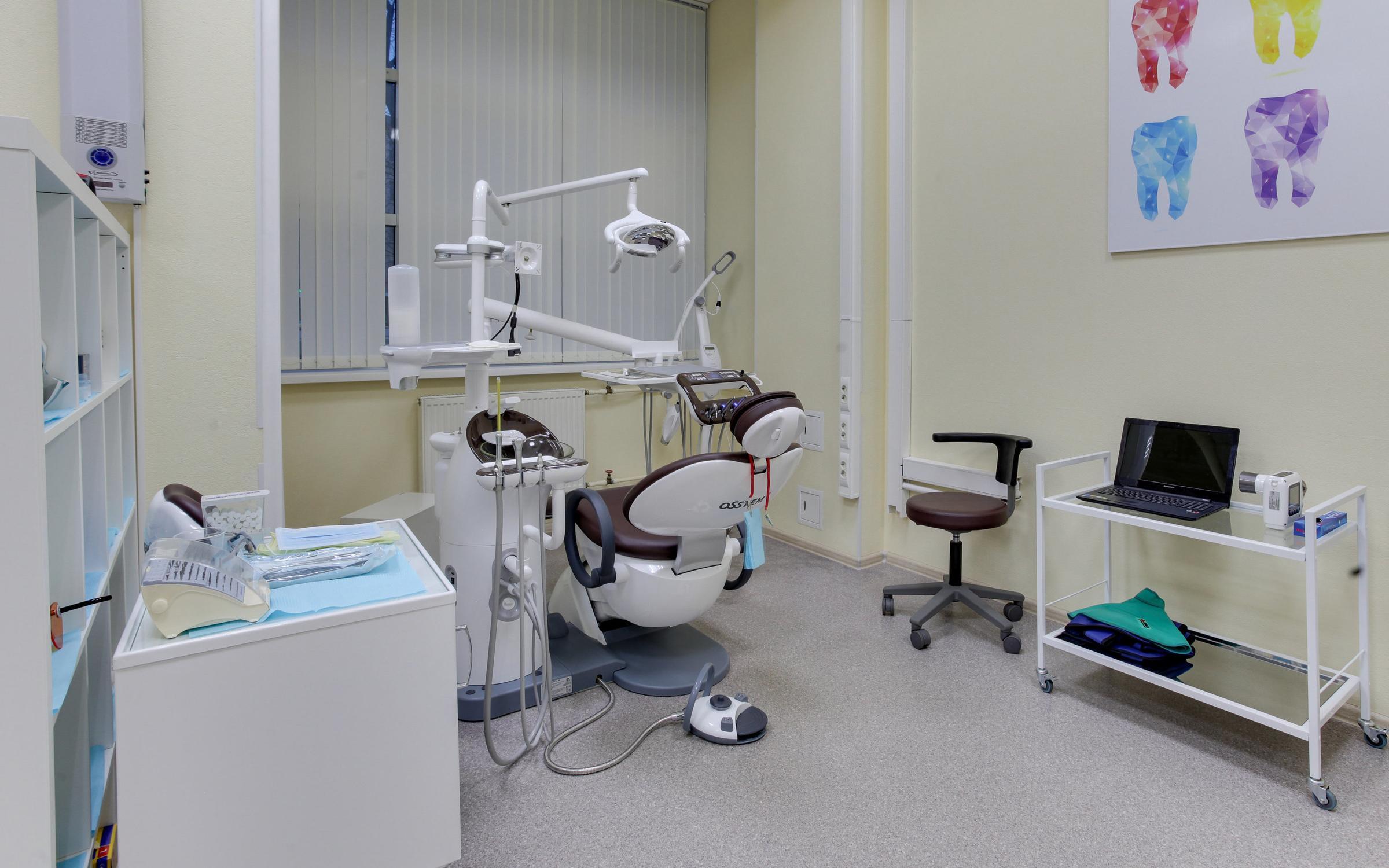 фотография Стоматологической клиники Viva Dent на метро Серпуховская