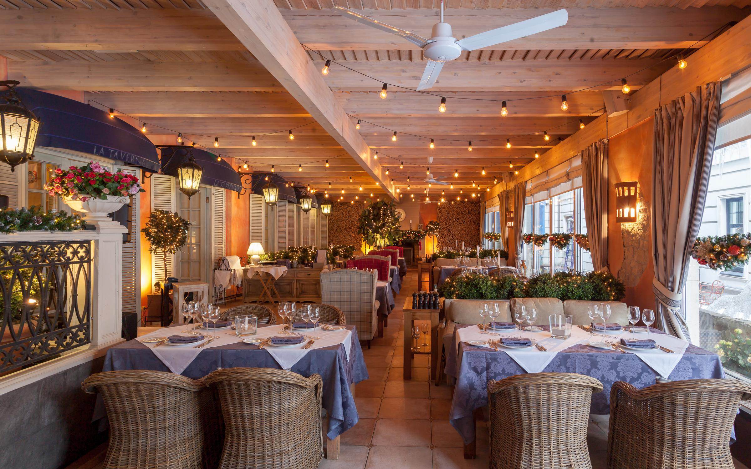 фотография Ресторана La Taverna в Шмитовском проезде