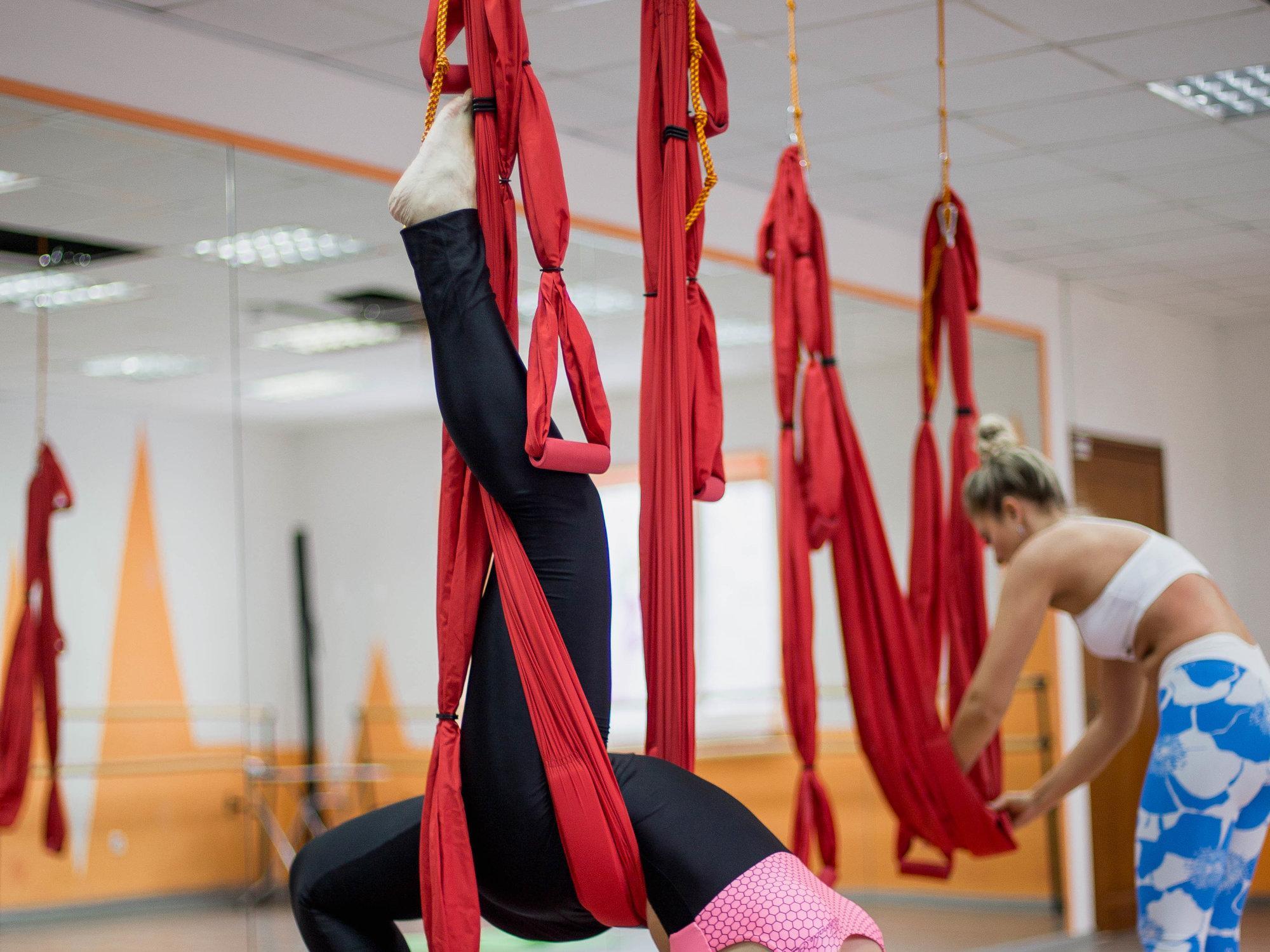 фотография Свободная йога
