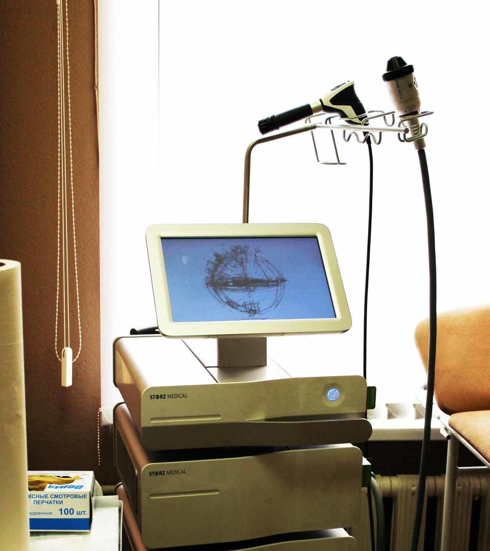 Радиоволновой аппарат для удаления папиллом