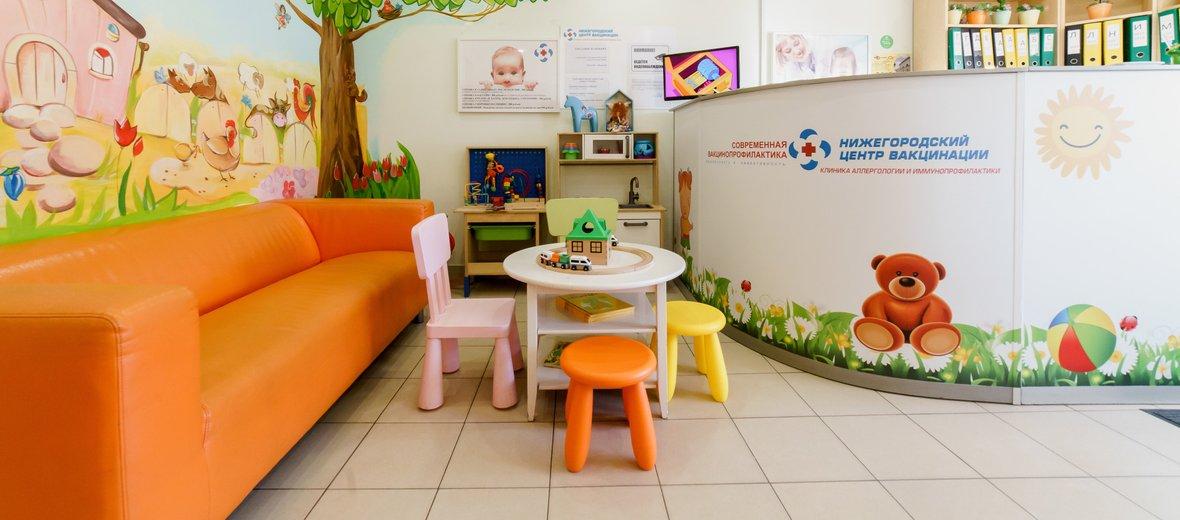 Фотогалерея - Нижегородские центры вакцинации