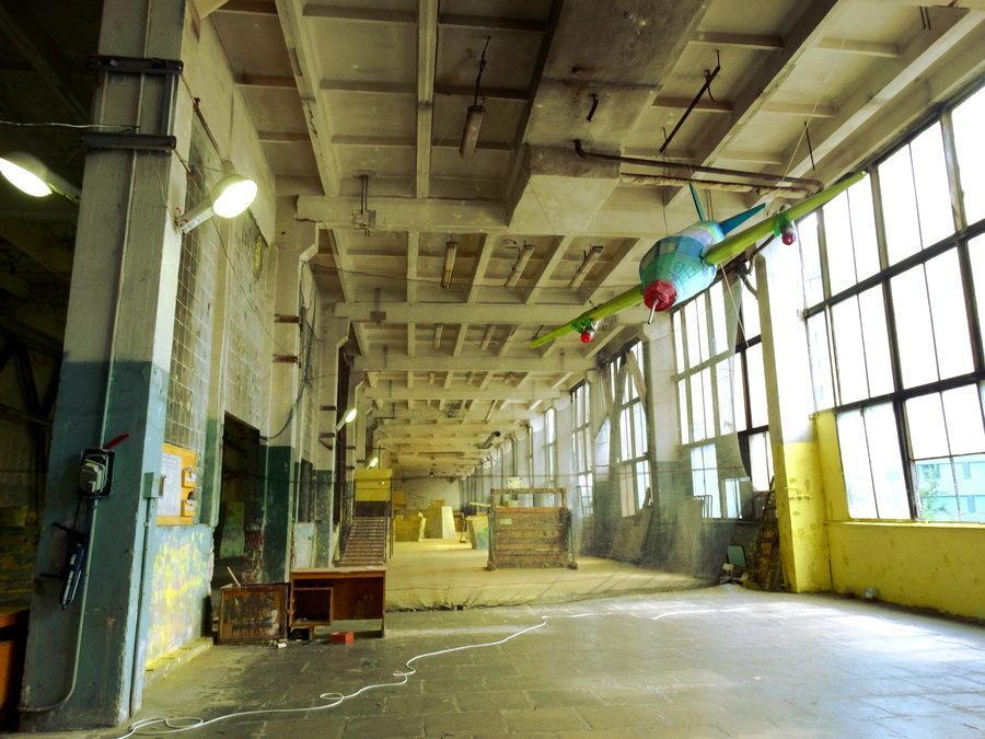 фотография Сеть пейнтбольных клубов МФП на метро Площадь Ильича