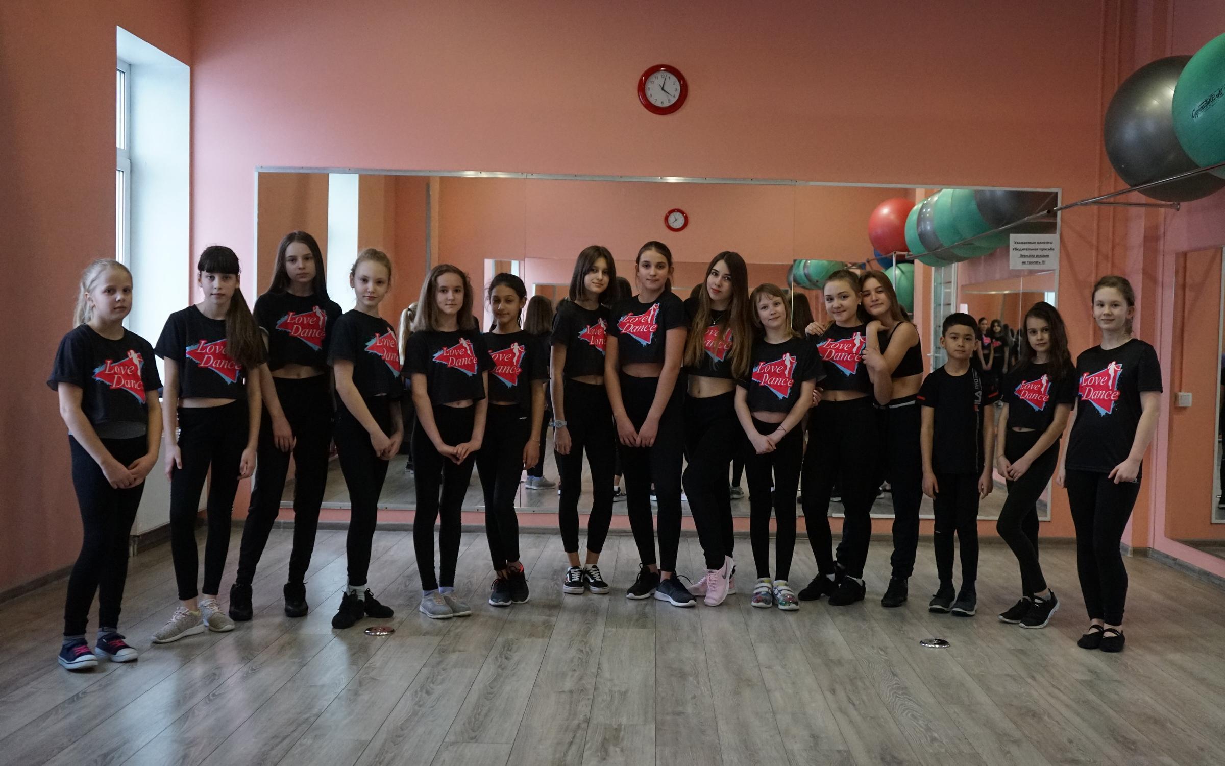 фотография Школы танцев Love Dance на Новостроевской улице в Щербинке