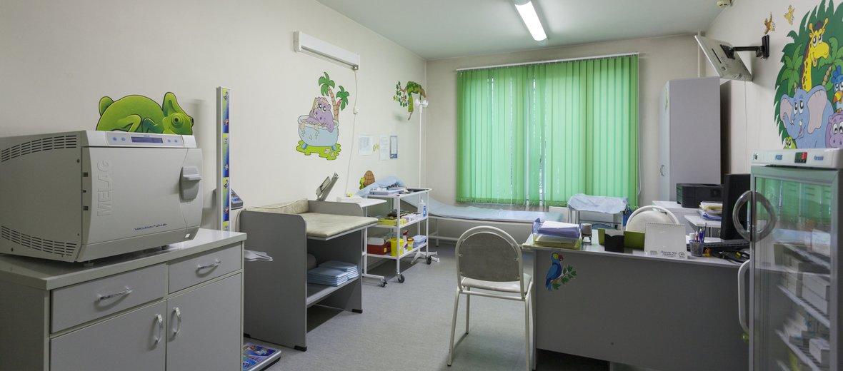Фотогалерея - Детский медицинский центр Колыбель здоровья на Пролетарском проспекте