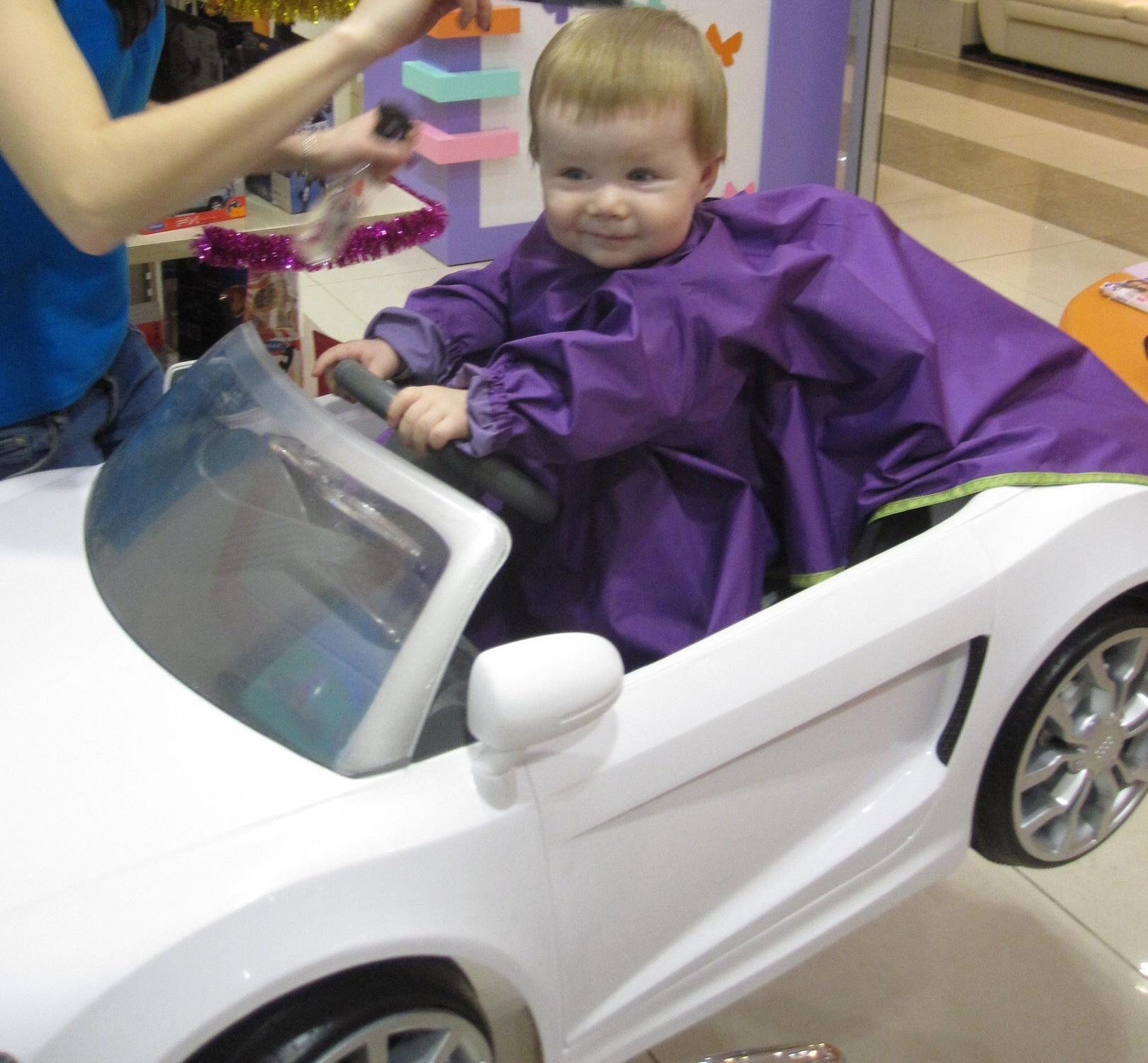 фотография Детской парикмахерской Воображуля в ТЦ Фокус