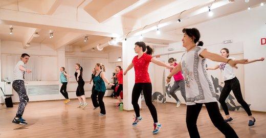 фотография Танцевальной фитнес-студии Zumba® от проекта ZumbaClass.ru на Белорусской