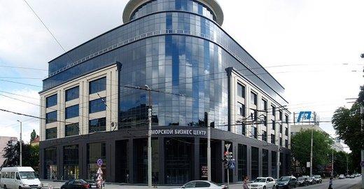 фотография Бизнес-центра Морской на Театральной улице