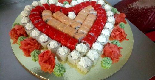 фотография Службы доставки суши и роллов Хатико на Лесной улице