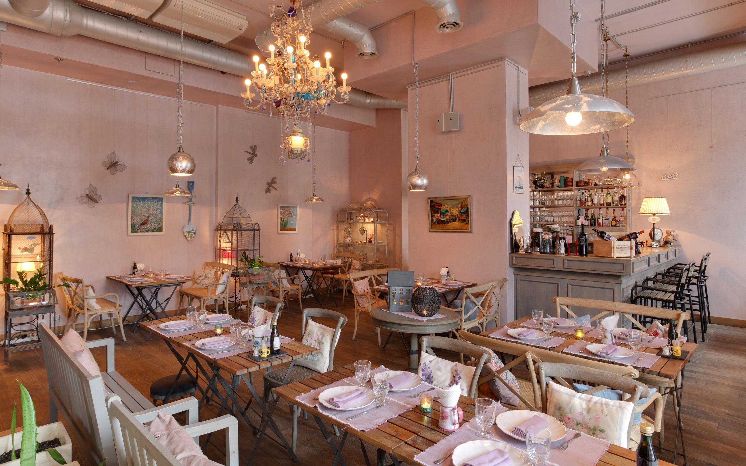 фотография Ресторана Cafe de Arts на улице Маршала Соколовского