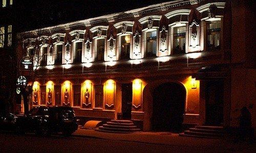 фотография Дворца культуры железнодорожников  на проспекте Мира