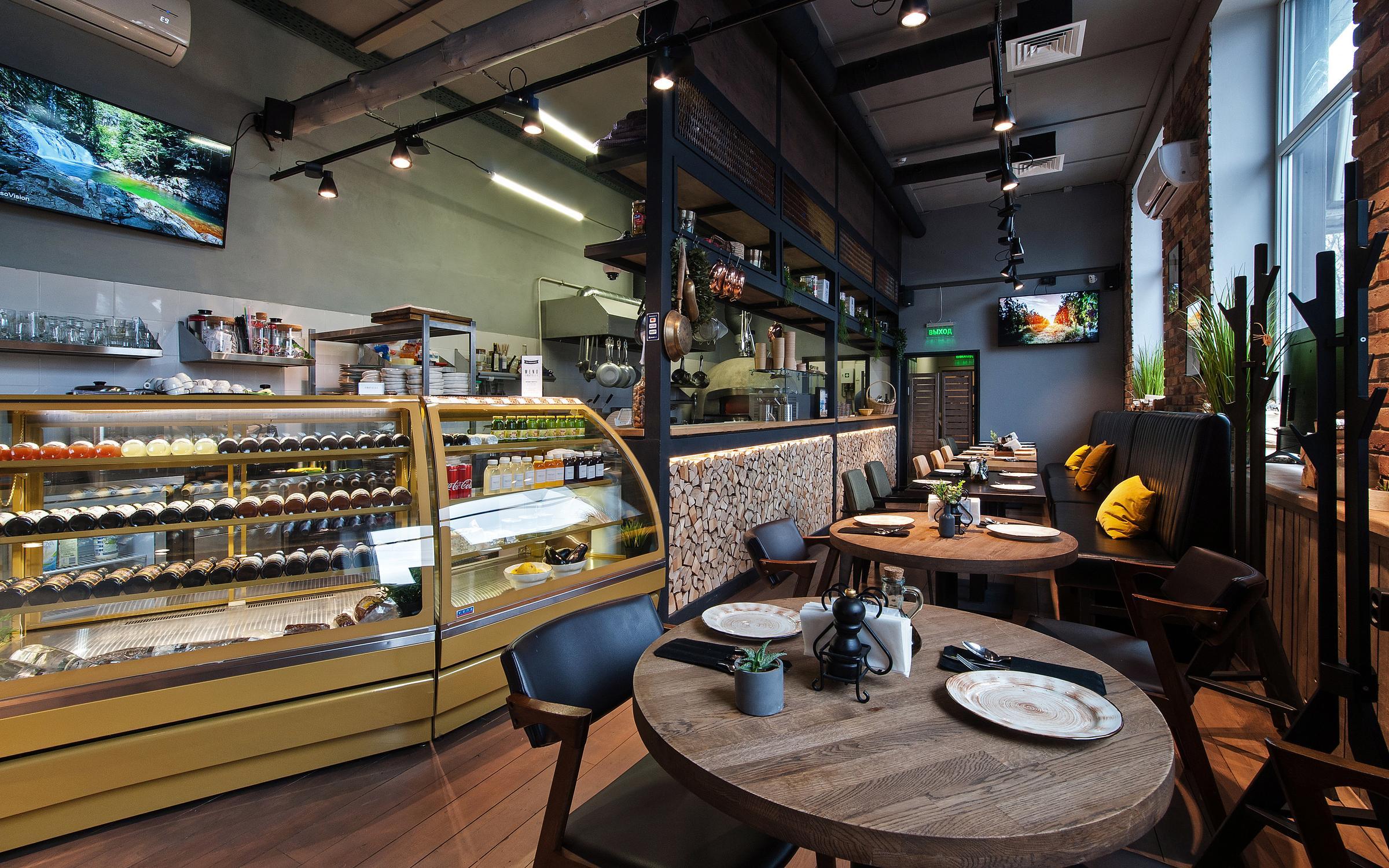 фотография Семейное кафе Fratelli на Центральной улице в Красногорске