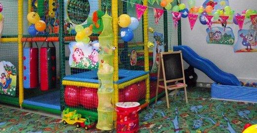 фотография Детской комнаты Страна чудес в ТЦ Континент