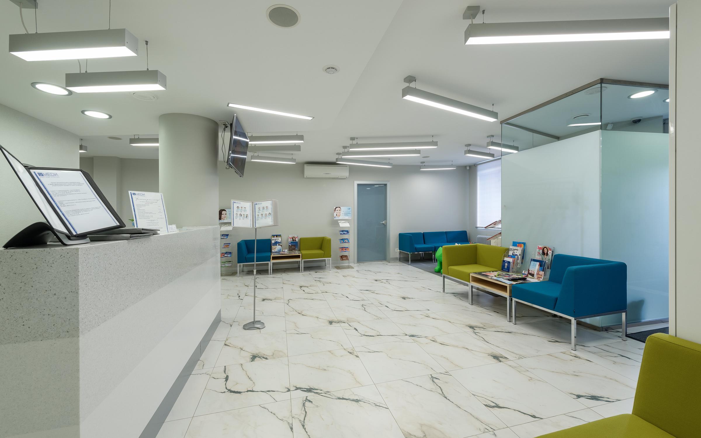 фотография Многопрофильной клиники МЕДИ на Туристской