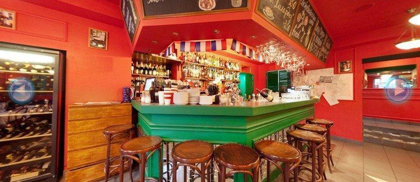 фотография Кафе-бара Жан-Жак в Столешниковом переулке