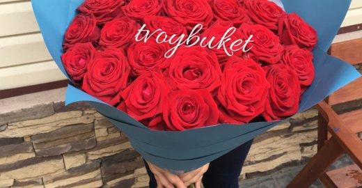 фотография Салона цветов Твой букет на улице Пушкина