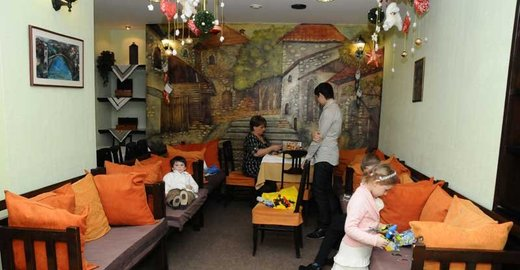 фотография Ресторана Золотая долина на улице Готвальда