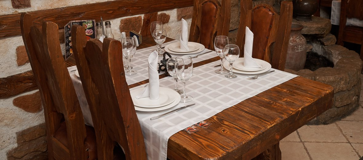 Фотогалерея - Кафе-ресторан Старый Баку