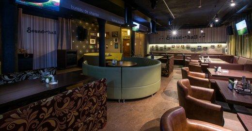 фотография Караоке-клуба Sound hall в ТЦ Золотая миля