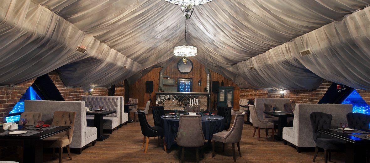 Фотогалерея - Ресторан & бар Forest Lounge на Ленинградском шоссе