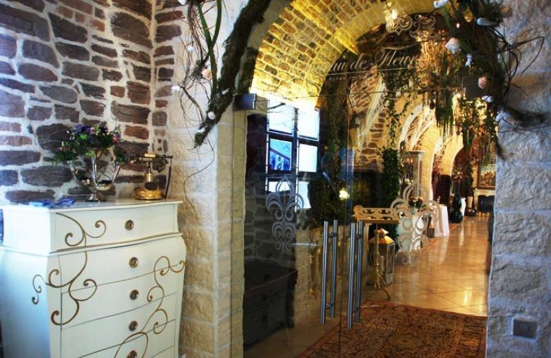 Фотогалерея - Ресторан Chateau de Fleurs