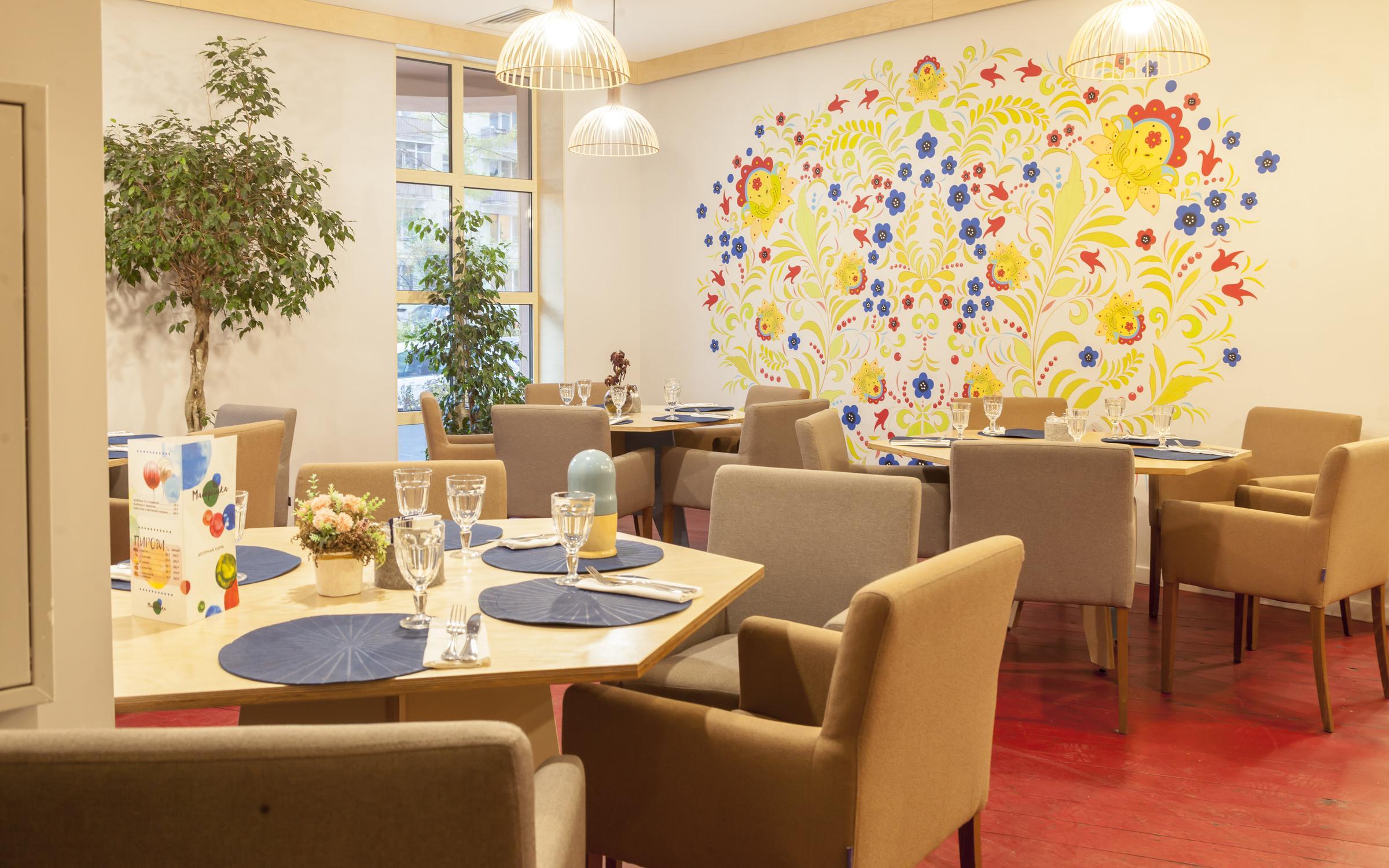 фотография Семейного ресторана Матрёшка на улице Обручева