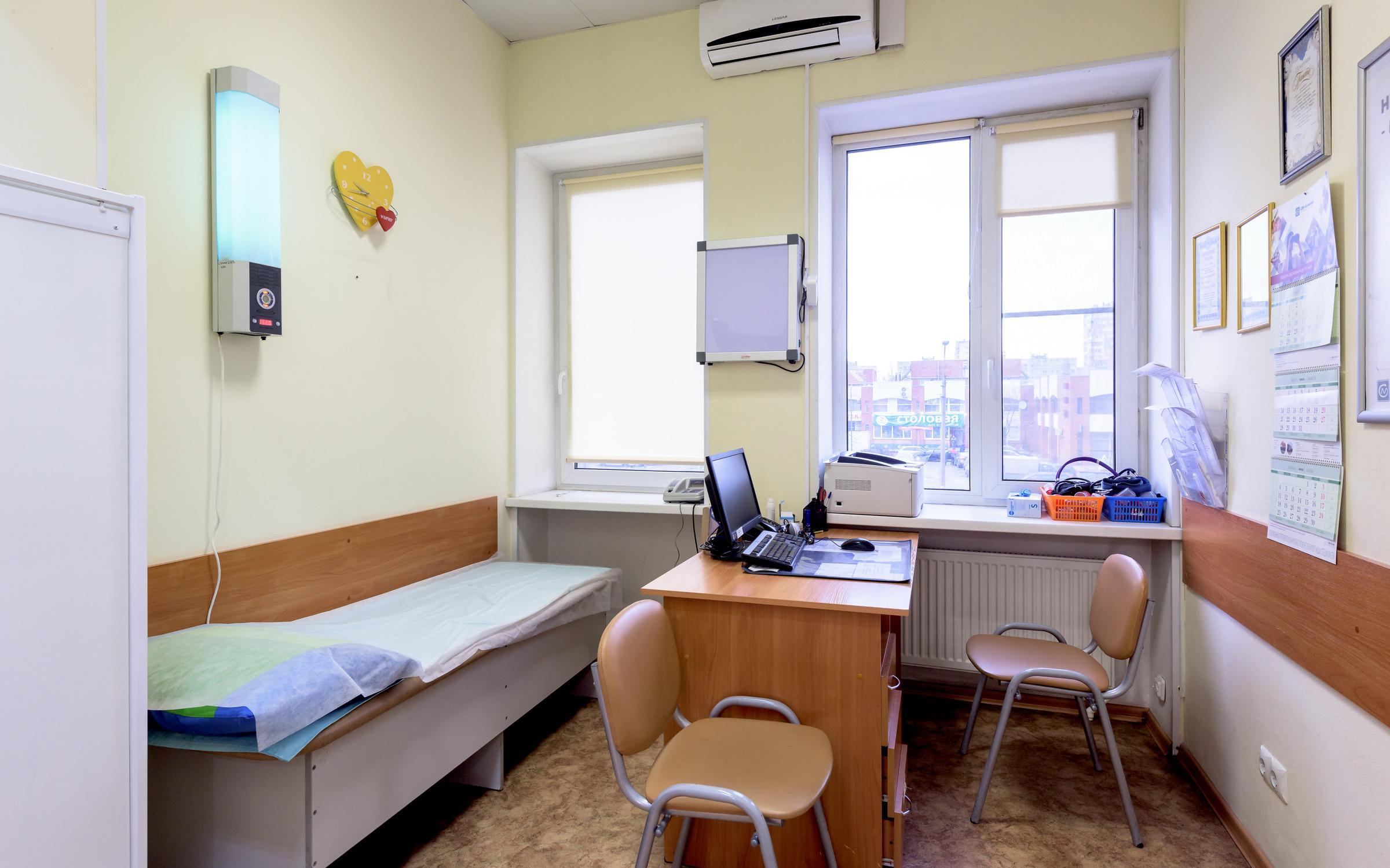 Центральная районная больница в кордае