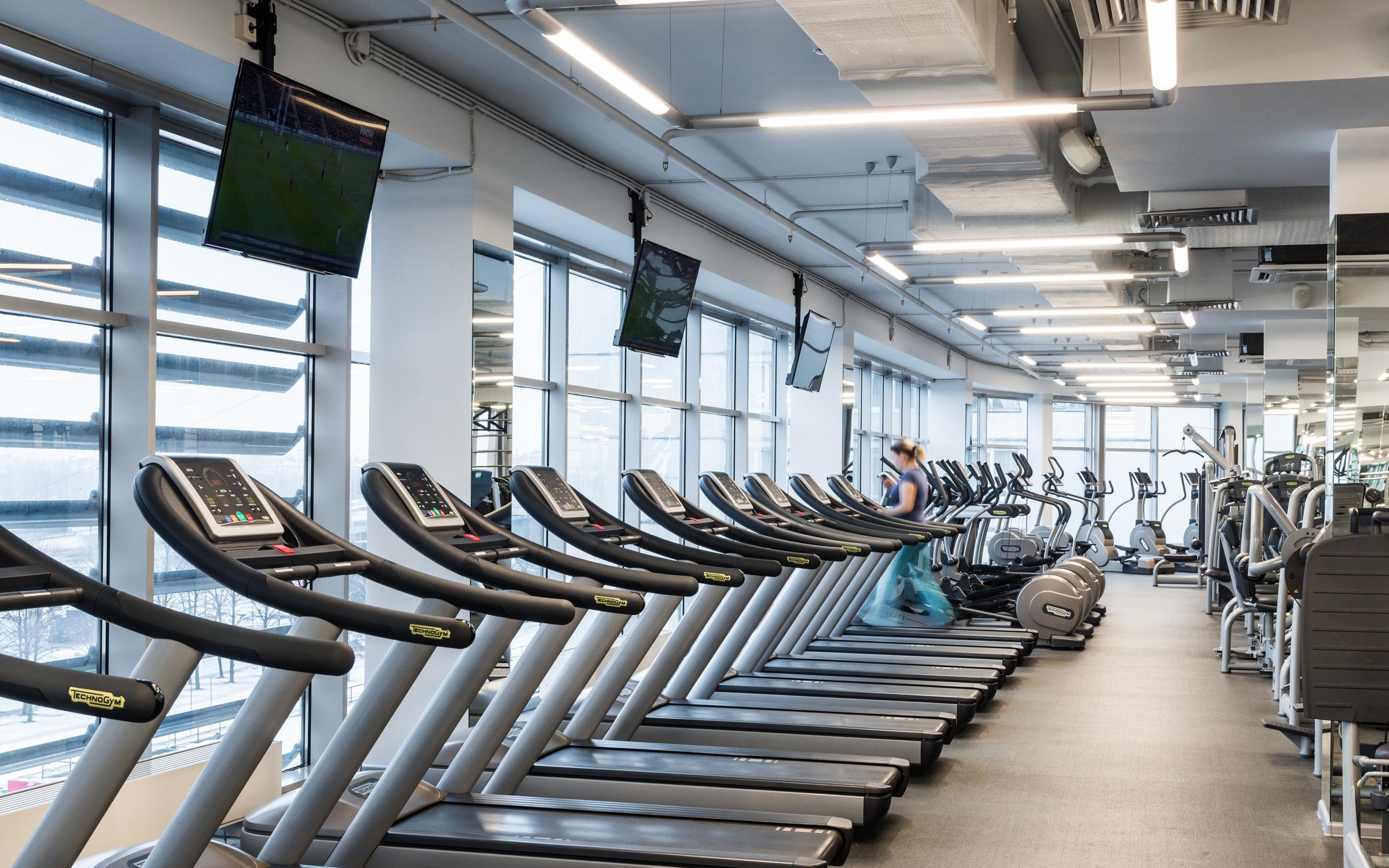 фотография Фитнес-клуба Fitness 24 на Народной улице