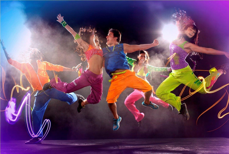 фотография Фитнес танцы Zumba Fitness с лицензированным инструктором