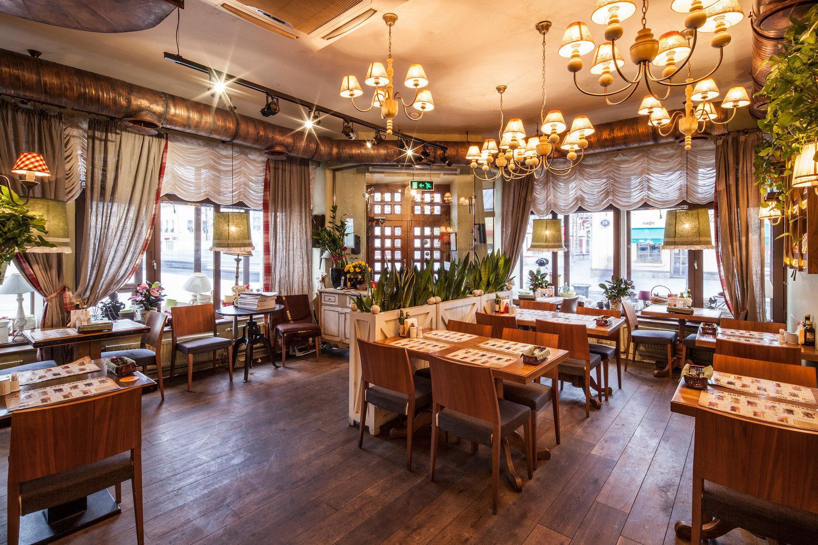 фотография Ресторана Джонджоли на Пятницкой улице