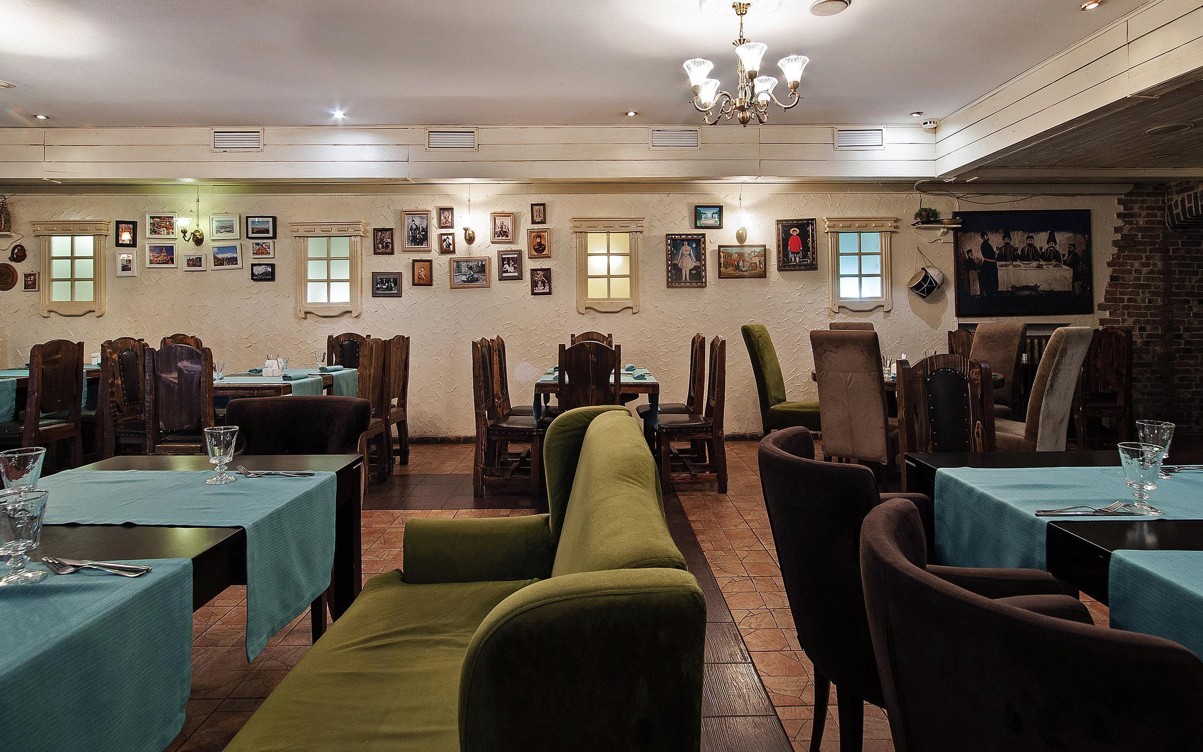 фотография Ресторана Мацони на метро Семёновская
