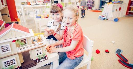 фотография Детский клуб, мини-сад Оранжевый Город в Адлерском внутригородском районе
