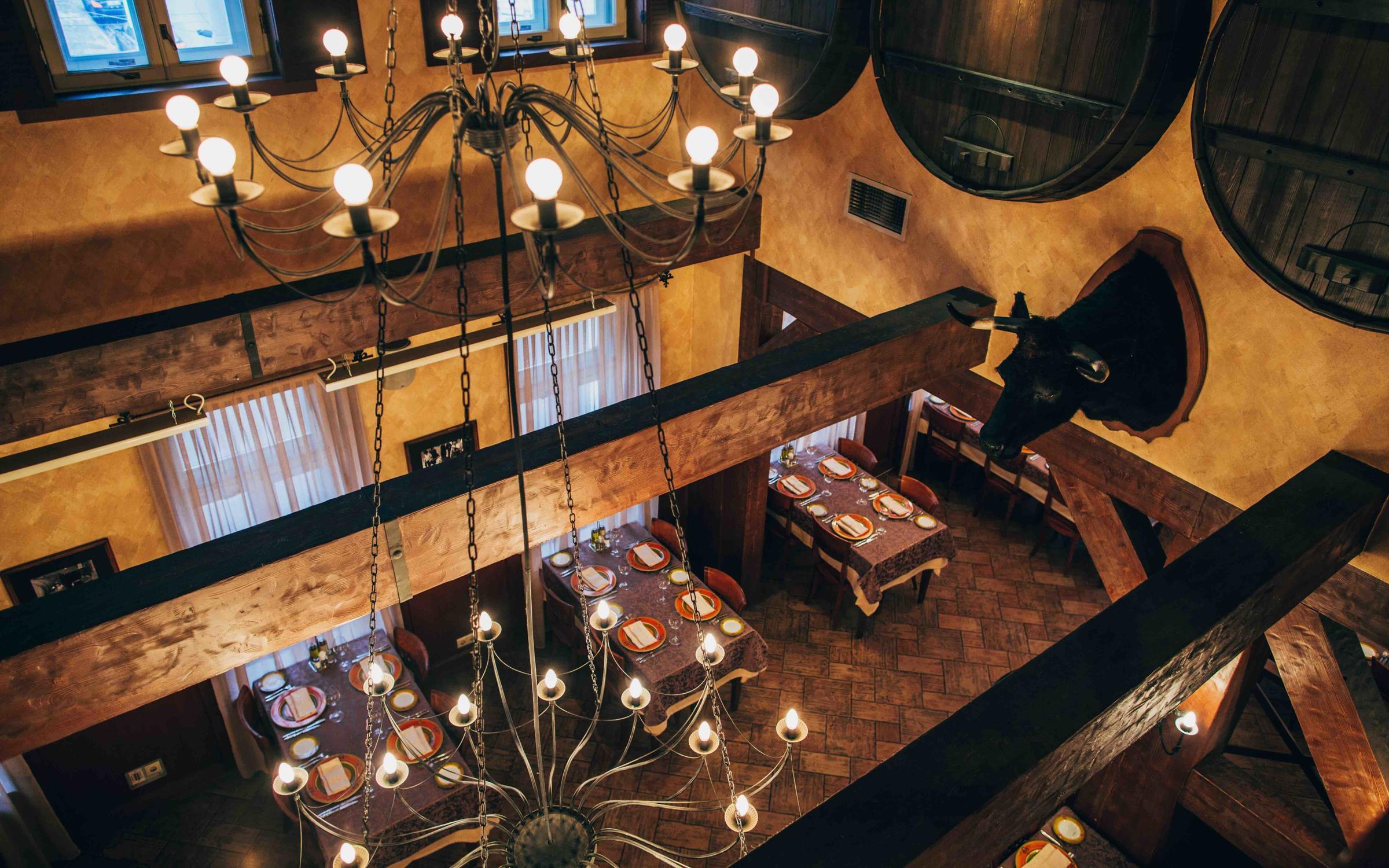 фотография Ресторана-сидрерии El Asador на улице Большая Ордынка