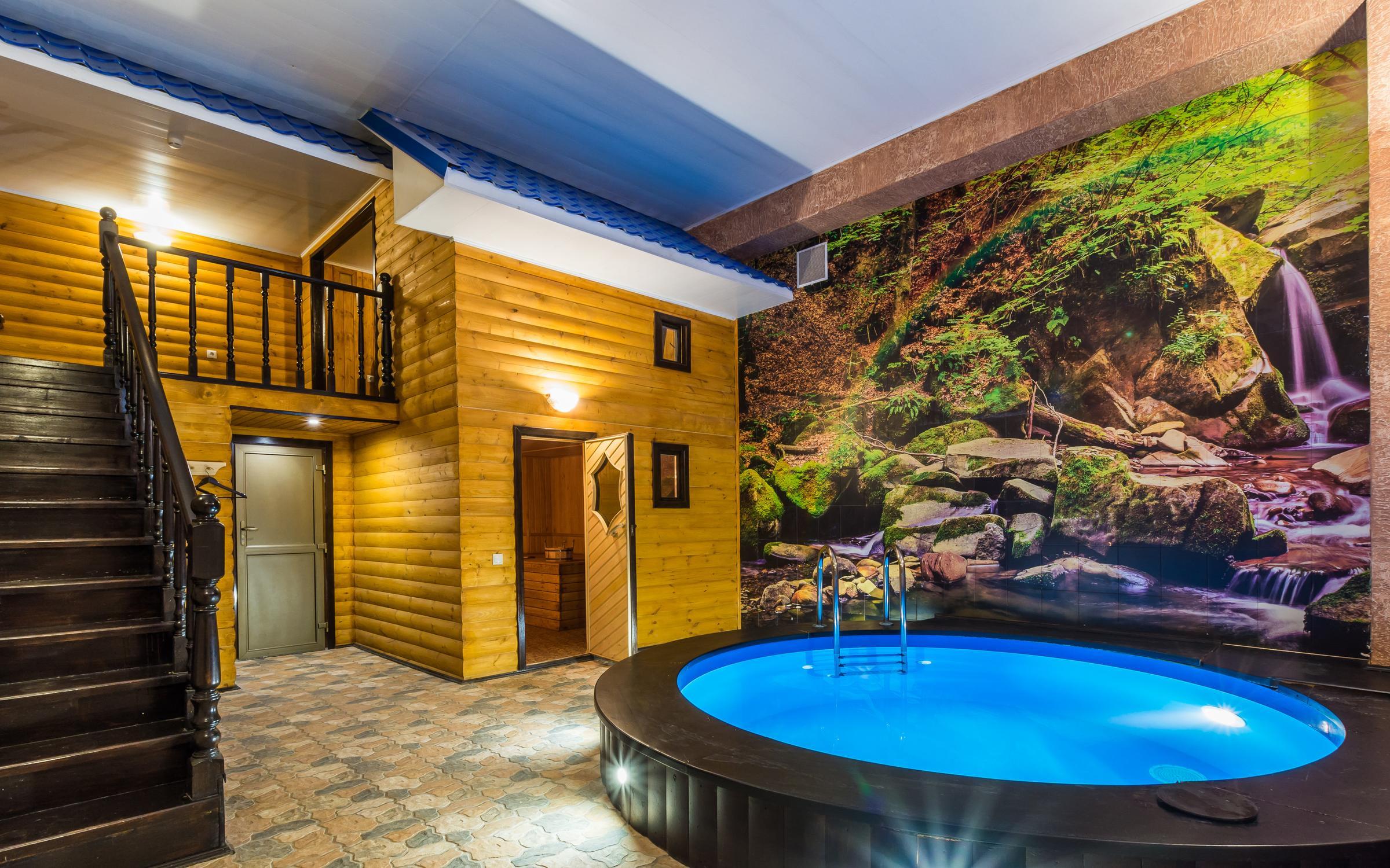 фотография Боярские бани в Томилино