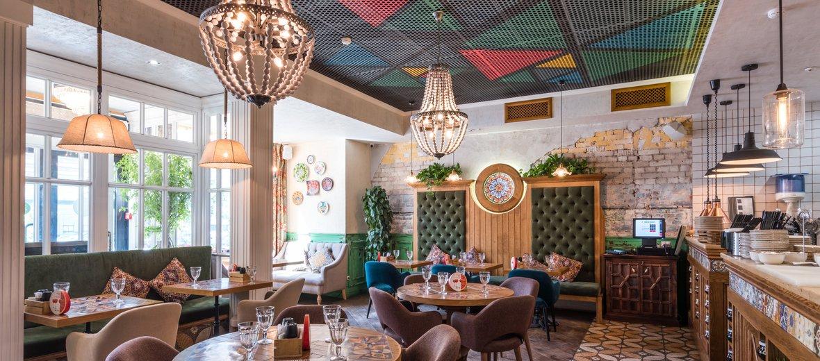 Фотогалерея - Ресторан Грузинские каникулы на улице Кузнецкий Мост