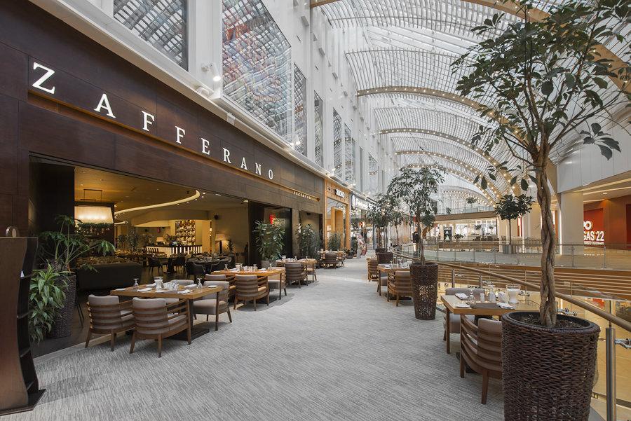 фотография Ресторана Zafferano в ТЦ Vegas Крокус Сити