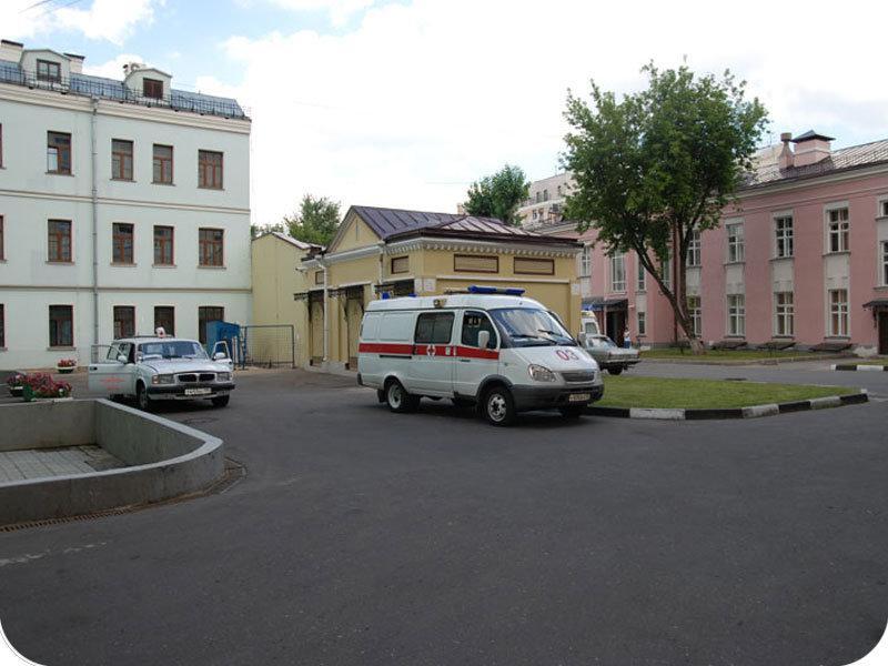 фотография НИИ неотложной детской хирургии и травматологии на улице Большая Полянка