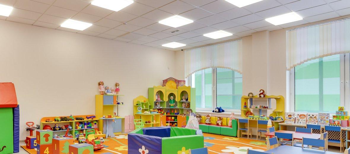 Фотогалерея - Частный английский детский сад AcademKids на метро Рассказовка