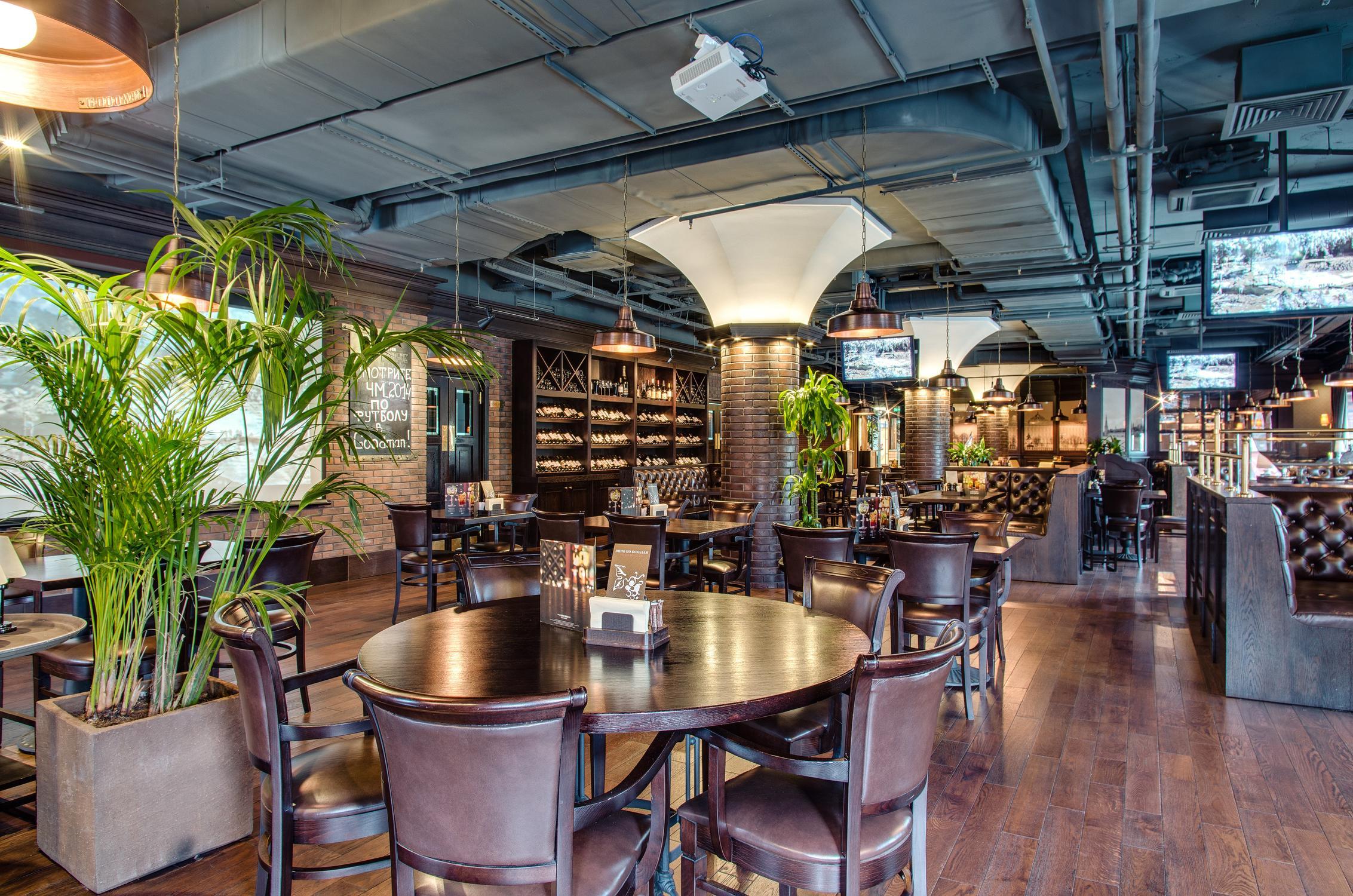 фотография Стейк-хауса Goodman & Goodwine Bar на улице Охотный Ряд