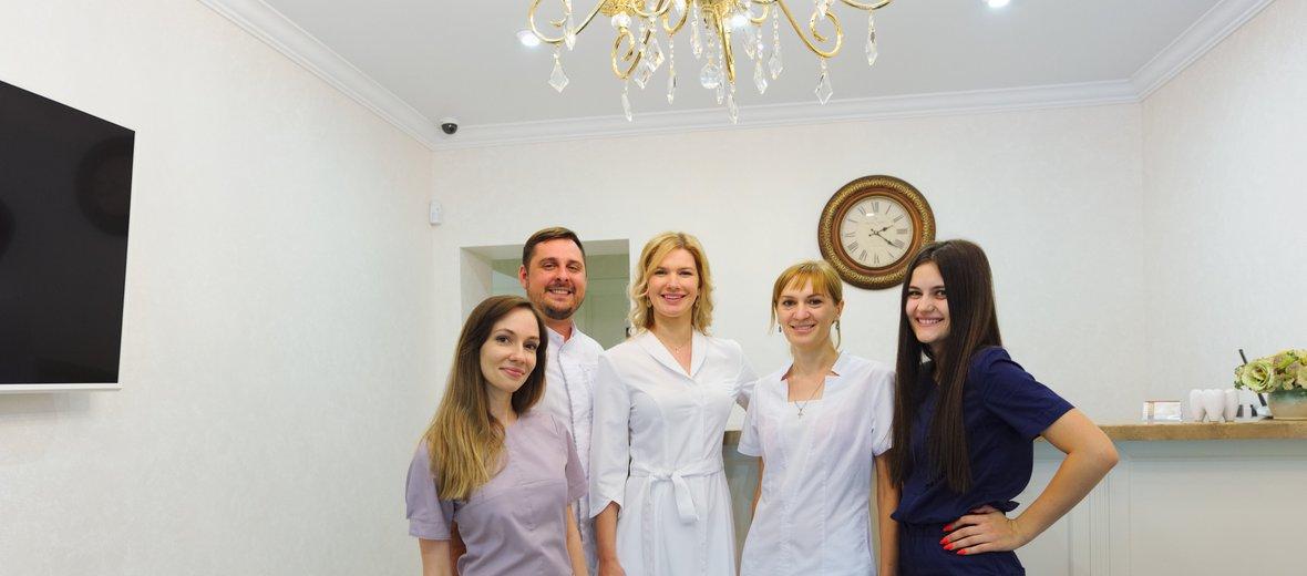 Фотогалерея - Стоматологическая клиника Al dente