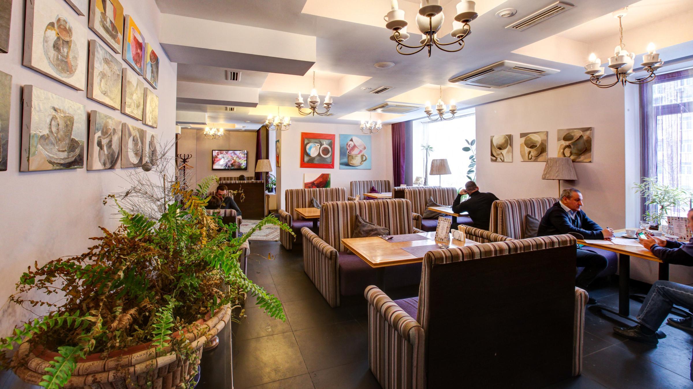 фотография Кафе-ресторана Чашки в Шмитовском проезде