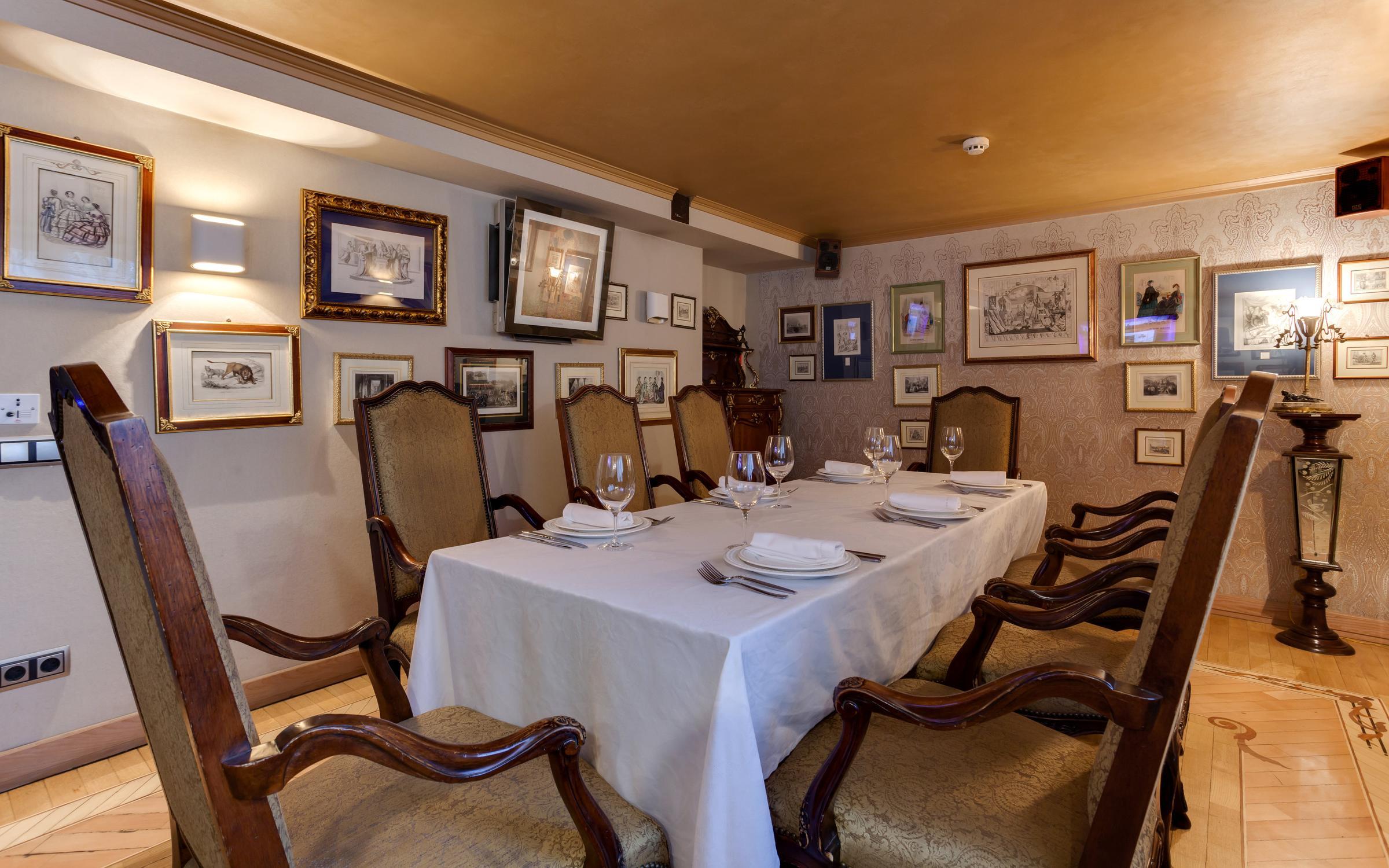 фотография Ресторана RIX на Кутузовском проспекте